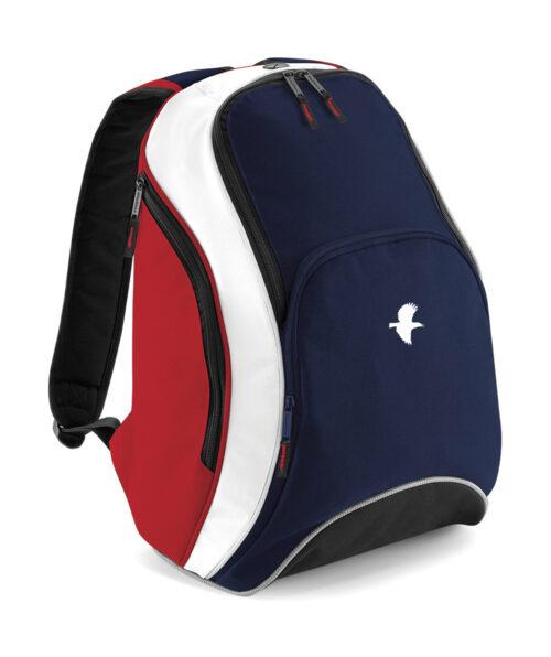 Backpack Rot Weiß Blau