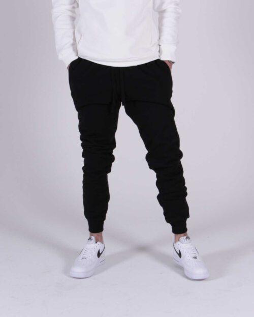 Kleiber jogginghose schwarz